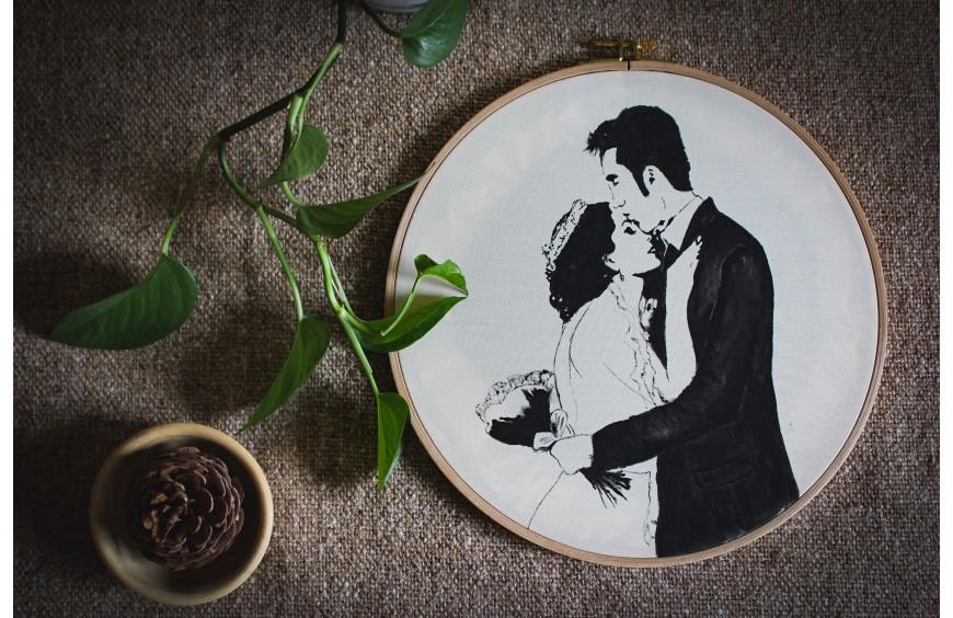 Ricamo e San Valentino: quando i regali vengono dal cuore